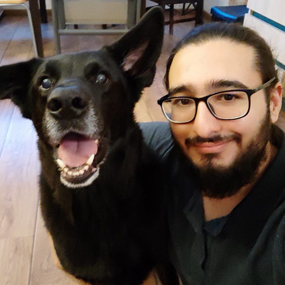 Javier Bermúdez - SEO, Content & Blog Leader of Doggies in Town - About Us - Team