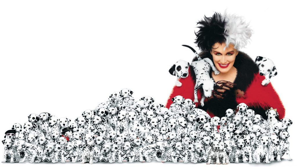 101 Dalmatians - Top Dog Movies - Doggies in Town