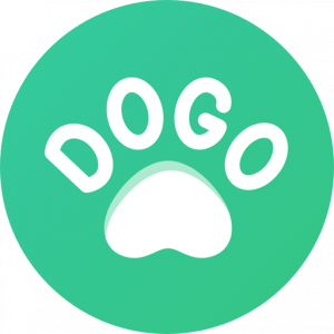 Apps for dogs in search of the best application - Dogo Logo - Doggies in Town